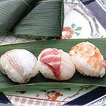 笹巻寿司 サバ(1個)